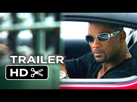 Focus Trailer Starring Will Smith