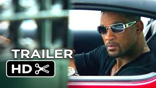 Focus Official Trailer Will Smith, Margot Robbie Movie HD