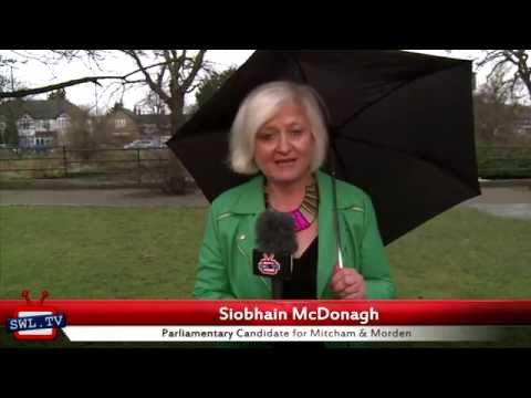 Siobhain McDonagh's 30 second election pitch