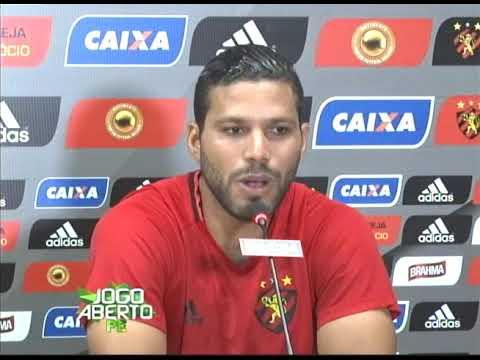 [JOGO ABERTO PE] Sport: Henríquez pensa na Seleção Colombiana