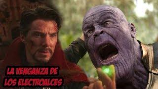 7 Teorías de Avengers Endgame Que te Volarán la Cabeza – Avengers 4 -