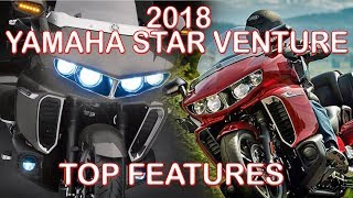 10. 2018 Yamaha Star Venture is a Honda Goldwing Killer? Check this to find the TOP FEATURES
