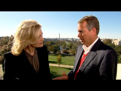 John Boehner - Diane Sawyer talks with the Republican speaker about America's future.