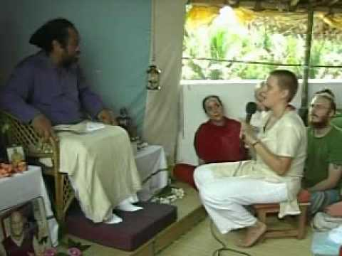 Mooji Video: He Who Seeks God Find Himself
