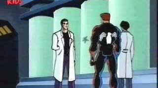 Spiderman Cartoon Spidey meet Carnage part2