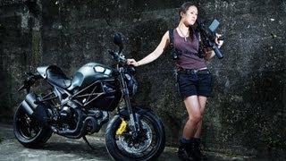 10. Ducati Monster Diesel