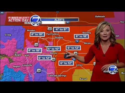 75 mph wind gusts reported at Denver International Airport