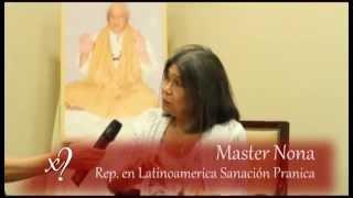Master Nona - Sanación Pranica