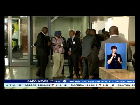 A meeting of SADC leaders is about to get underway in Pretoria