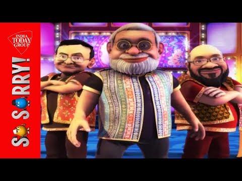 Video So Sorry: Modi Ka New India download in MP3, 3GP, MP4, WEBM, AVI, FLV January 2017