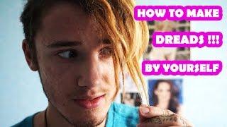 Video HOW TO MAKE DREADLOCKS BY YOURSELF MP3, 3GP, MP4, WEBM, AVI, FLV April 2018