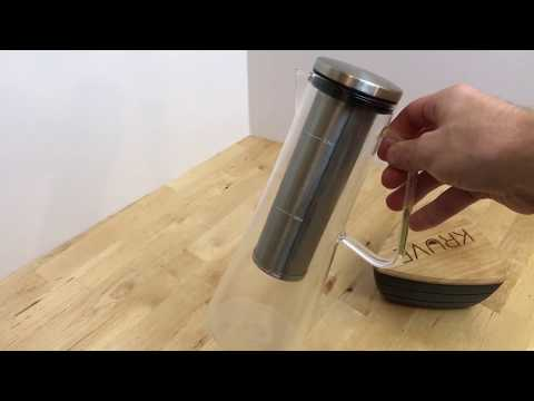 Home and Above - Cold Brew Coffee Maker Review