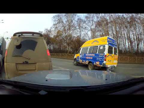 Авария в Бердске