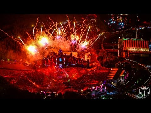 Dimitri Vegas & Like Mike - Live at Tomorrowland 2015