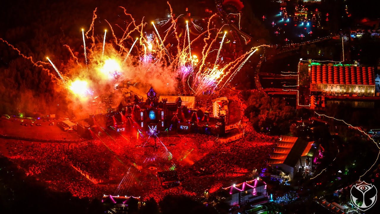 Dimitri Vegas & Like Mike - Live @ Tomorrowland Belgium 2015