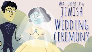 Jewish Wedding Ceremonies: <br/>What to Expect