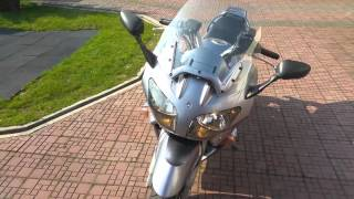 5. Yamaha FJR 1300, rok 2005, Lift! ABS!