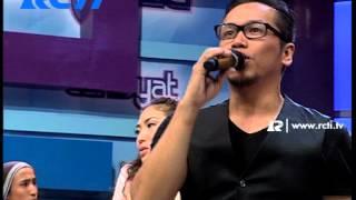 Sammy Simorangkir 'Dia'  - dahSyat 06 Mei 2014 Video