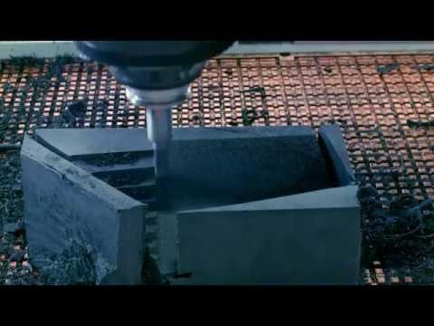 5 akset fræsning / 5 axis CNC