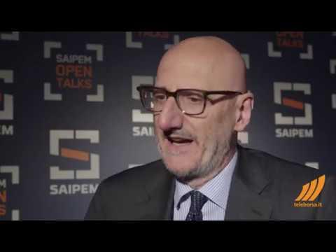 Intervista a Francesco Caio, Presidente Saipem