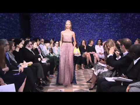 Christian Dior × Haute Couture Fall/Winter 2012/2013 Full Fashion Show