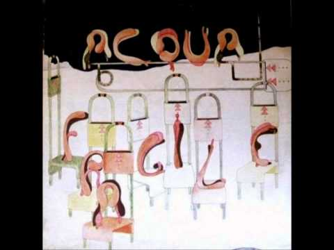 Acqua Fragile - Three Hands Man (1973)