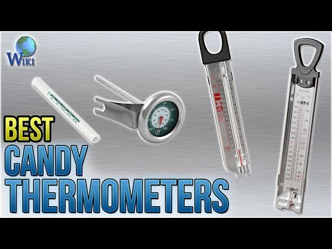 10 Best Candy Thermometers 2018