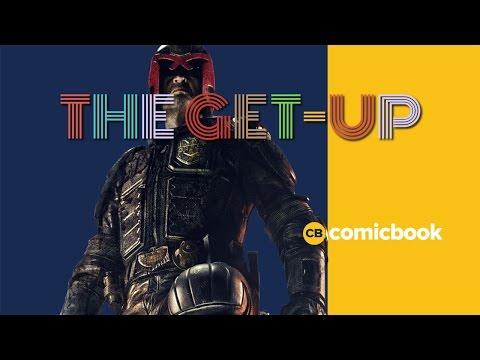 Judge Dredd TV Show, Deadpool Cartoon, Gotham, Black Lightning - The Get Up
