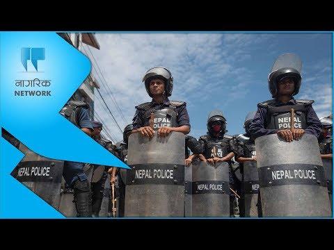 (डा.केसीको पक्षमा काठमाडौमा र्याली काठमाडौं/ Rally in support of Dr. Govinda Kc in Kathmandu - Duration: 96 seconds.)