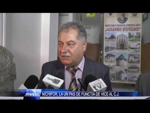 NICHIFOR, LA UN PAS DE FUNCȚIA DE VICE AL CJ
