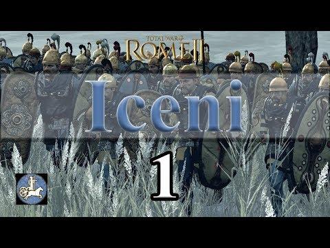 Iceni | Total War: Rome II | Legendary | 1