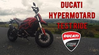 10. Ducati Hypermotard 939cc / First Ride/Review 2017