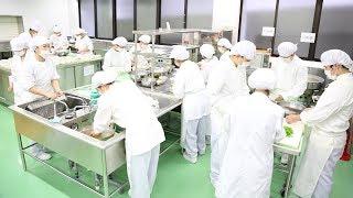 【授業・ゼミ紹介】給食経営管理論実習