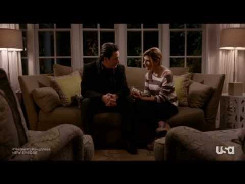 Necessary Roughness - 3x08 - Dani and Nico First Scene