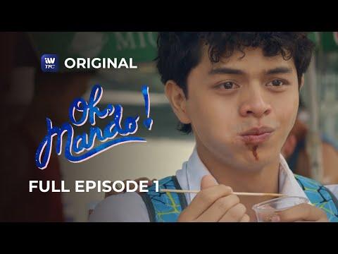 Oh, Mando! Full Episode 1 (ENG SUB) | iWantTFC Original Series