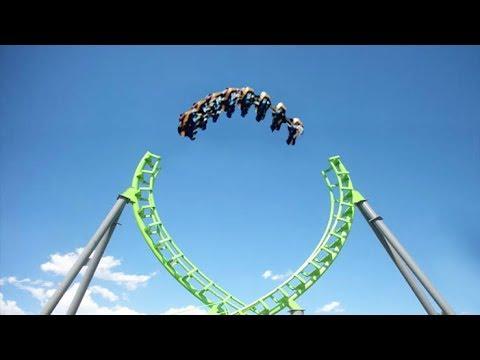 दुनिया के सबसे जानलेवा झूले || DEADLIEST Roller Coasters YOU WONT BELIEVE EXIST