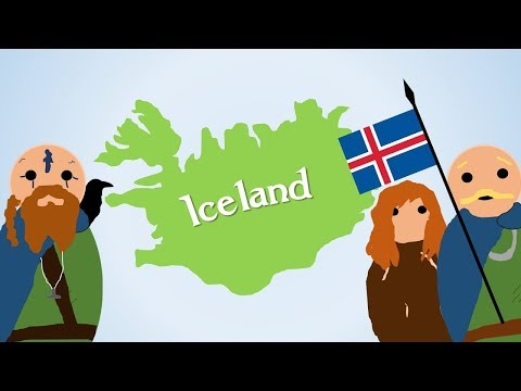 How did the Vikings Discover Iceland? (видео)
