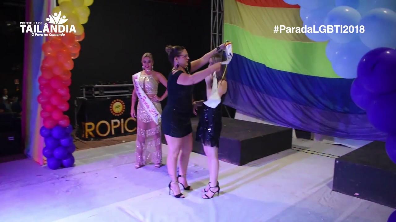Parada LGBTI – Prefeitura de Tailândia