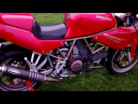 1998 Ducati 900 ss