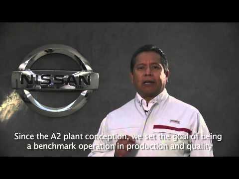 Nissan Aguascalientes 2 Plant completes successful ramp up process