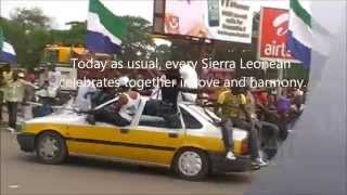 Freetown Sierra Leone  City pictures : Freetown - Sierra Leone, Home Sweet Home