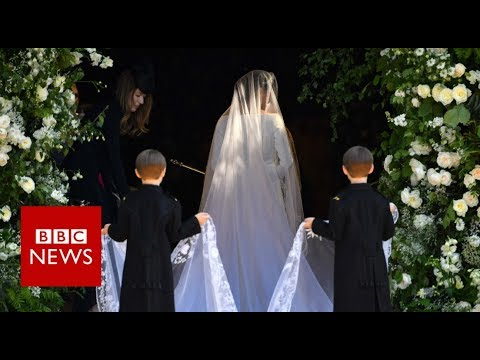 Royal Wedding: Here Comes The Bride - BBC News