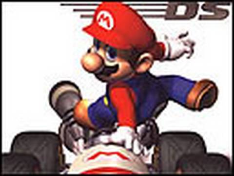 MARIO KART DS for Nintendo DS review
