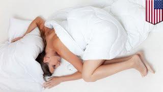 SINYAL RADIO DAPAT DIGUNAKAN UNTUK MENDIAGNOSA GANGGUAN TIDUR cara baru untuk memonitor gangguan tidur. Jutaan orang menderita gangguan tidur, tetapi kunjungan ke sebuah klinik dapat membuat kualitas tidur bahkan lebih buruk lagi. Tim peneliti MIT telah mengembangkan sebuah perangkat yang dapat memonitor pola tidur tanpa harus memasangkan sensor ke tubuh subjek. Untuk memantau gangguan tidur biasanya pasien harus ditempelkan elektroda dan sensor, yang selanjutnya dapat lebih mengganggu kualitas tidur pasien. Sebuah metode baru yang dikembangkan oleh para peneliti MIT adalah dengan menyiarkan sinyal frekuensi radio kepada seseorang, sementara sinyal juga akan terpantul kembali ke penerima. Sinyal radio yang ditangkap kemudian dipelajari oleh algoritma yang dapat menentukan tahap tidur yang sedang subjek lalui. Para peneliti mengatakan mereka juga berencana untuk melakukan penelitian lebih lanjut tentang dampak penyakit yang diakibatkan kekurangan tidur seperti penyakit Parkinson atau Alzheimer.-------------------------------------------------------------TomoNews adalah sumber berita nyata terbaik. Kami meliputi cerita paling lucu, paling gila dan paling banyak dibicarakan di internet. Cara penyampaian kami apa adanya dan tidak mengenal batas tertentu. Jika Anda tertawa, maka kami juga sedang tertawa. Jika Anda marah, kami pun sedang marah. Kami menyampaikan berita apa adanya. Dan karena kami juga dapat menganimasikan cerita, TomoNews memberikan Anda berita yang belum pernah Anda lihat sebelumnya.Kunjungi website official untuk berita terhangat, dan tanpa sensor: http://us.tomonews.comFollow juga halaman Facebook kami: https://www.facebook.com/tomonewsidSilahkan cek aplikasi Android kami: http://bit.ly/1rddhCjSilahkan cek aplikasi iOS kami: http://bit.ly/1gO3z1f