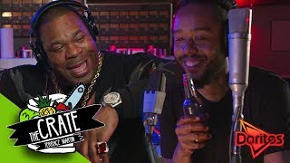 Video Busta Rhymes & Terrace Martin Make A Fire Beat On The Spot | The Crate MP3, 3GP, MP4, WEBM, AVI, FLV Oktober 2018