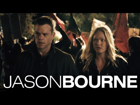 Jason Bourne (Featurette 'Locations')