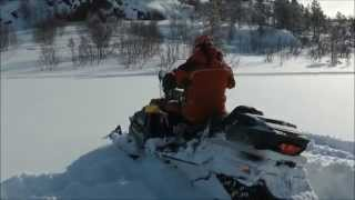 6. Снегоход BRP Ski-Doo Skandic (ча�ть 2) - 550