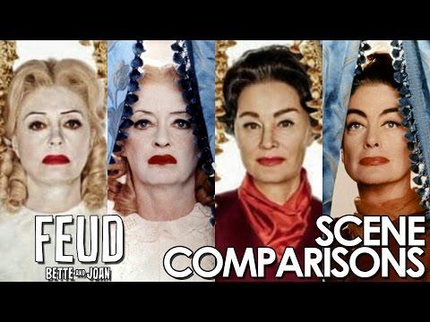 Feud: Bette and Joan (2017) season 1 - scene comparisons