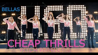 PITCH PERFECT 3 - CHEAP THRILLS: Bellas USO Performance HD