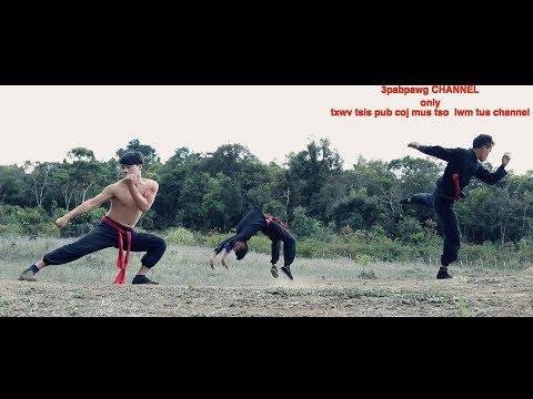 teev ntshav hlub fighting scene 1 (видео)